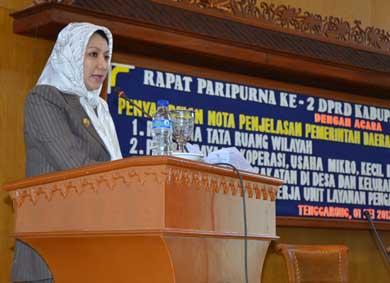 Galeri Foto: Sidang Paripurna Ke 2 DPRD Kabupaten Kutai Kartanegara